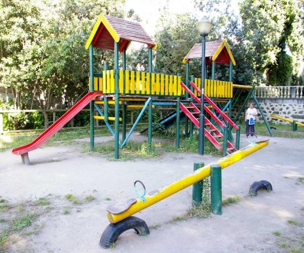 Parque das 7 Bicas