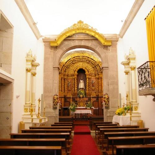 Capela Nossa Senhora da Hora - Interior