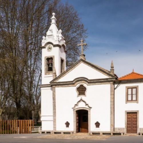 Capela Nossa Senhora da Hora e adro restaurado em 2016