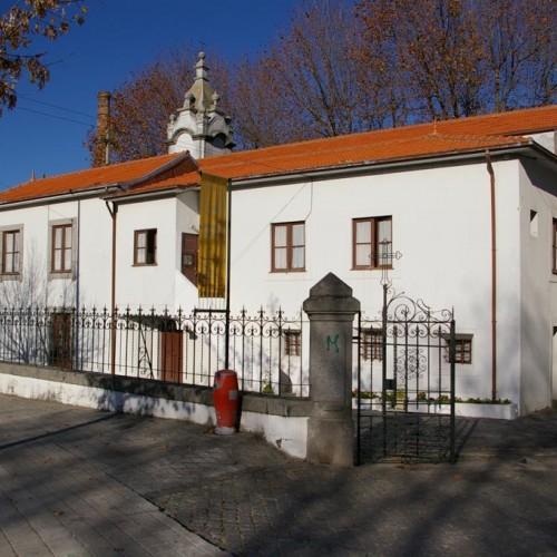 Capela Nossa Senhora da Hora e residência anexa